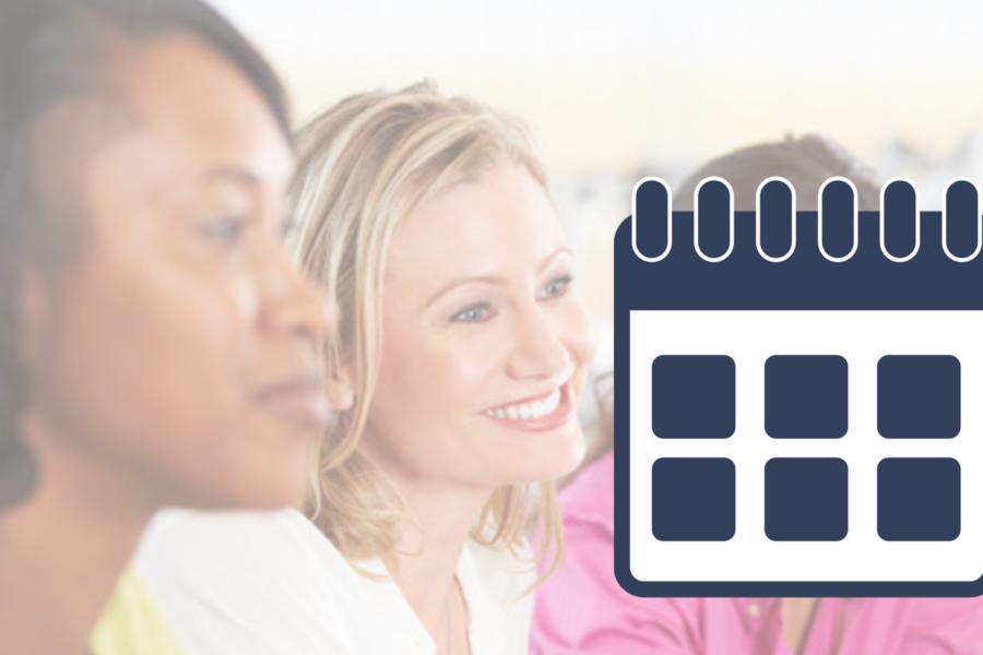 Supervisor Training Calendar