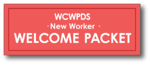 New Worker Welcome Packet